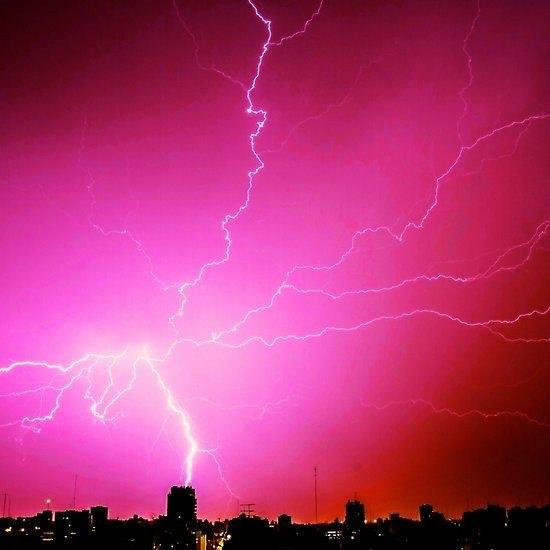 My Lightning SurvivorStory
